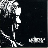 Chemical Brothers Dig You Own Hole [cd Original Lacrado]